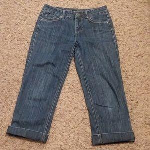 [Tommy Hilfiger] Jean Capri pants